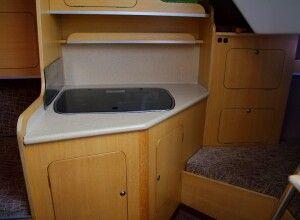 Twister 780 Komfort - kambuz
