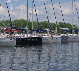 Czarter jachtów Mazury