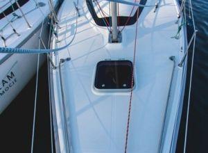 Twister 780 Komfort - pokład