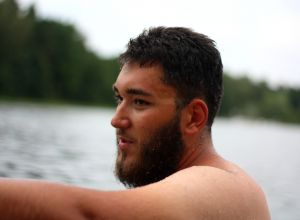 szkolenie wodne: Michał tłumaczy w praktyce