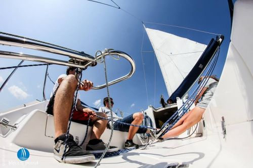 Kursy na Żeglarza Jachtowego - oferta dla młodzieży
